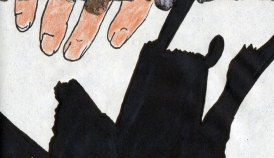 hand from 2010 Sketchbook by sandpaperdaisy
