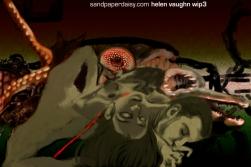 work in progress 3 for Helen Vaughan by sandpaperdaisy