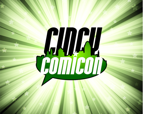 2014 Cincy Comicon will be held September 5 thru 7 at the Northern Kentucky Convention Center in Covington Kentucky
