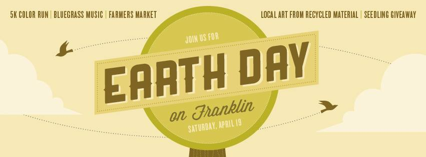 evansville, indiana earth day activities poster
