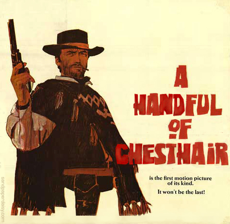 starring clint eastwood as the man with no name