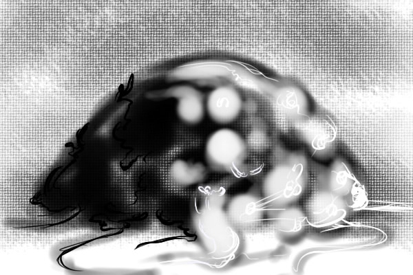 a rat king is a bundle of rats tangled together bu their tails, rumored to be seen before the black plague as a bad omen or harbinger of the disaster to come