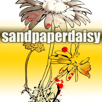 Sandpaperdaisy logo