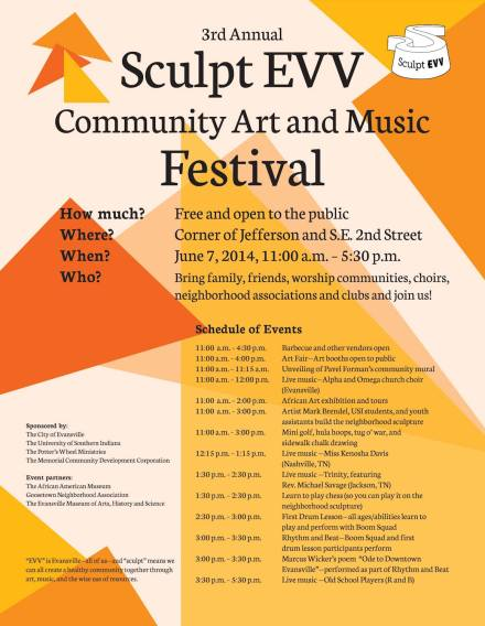 art music free community event