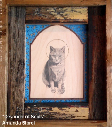 Devourer of Souls by Amanda Sibrel