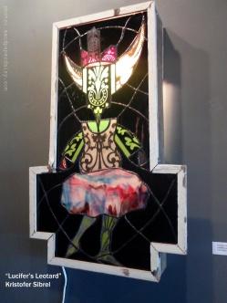 Lucifers Leotard by Kristofer Sibrel