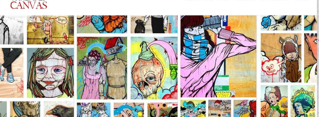 art t-shirts, collectibles and more, a birchbox for art