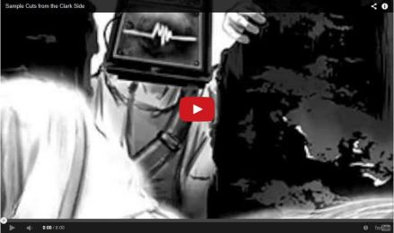 sample music experimental jazz artistic comic carl clark sandpaperdaisy tribute to comic artist album