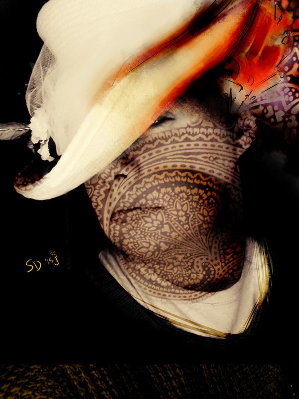 Sunday Hat by Sandpaperdaisy
