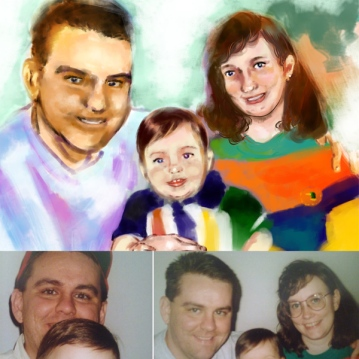 Kevin family_sandpaperdaisy