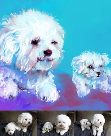 Puppy example_sandpaperdaisy