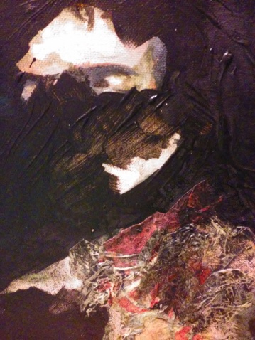 """""""Unearthly aspect,"""" detail"""