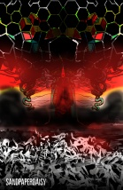 """""""War did glut himself again"""" includes imagery from my comic The Ocean as well as parts of """"The Sleep of Reason"""""""