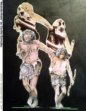 Neanderthals-by-Cecilia-Szmutko_sandpaperdaisy