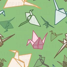 Cranes-Pattern-preview_sandpaperdaisy