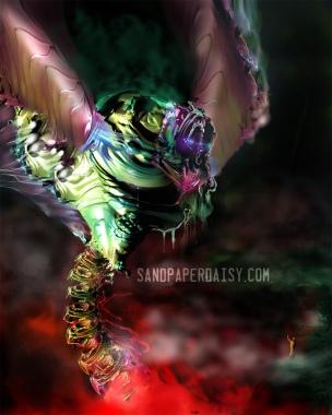 Lovecraft-eZine_TheOtherGod_sandpaperdaisy copy