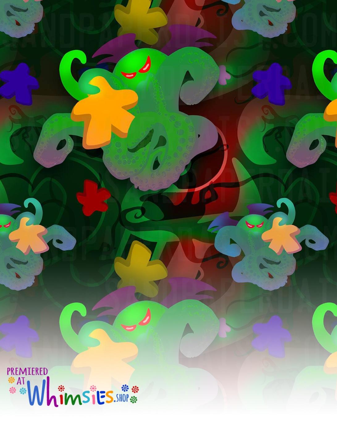 cthulhu_pattern_sandpaperdaisy
