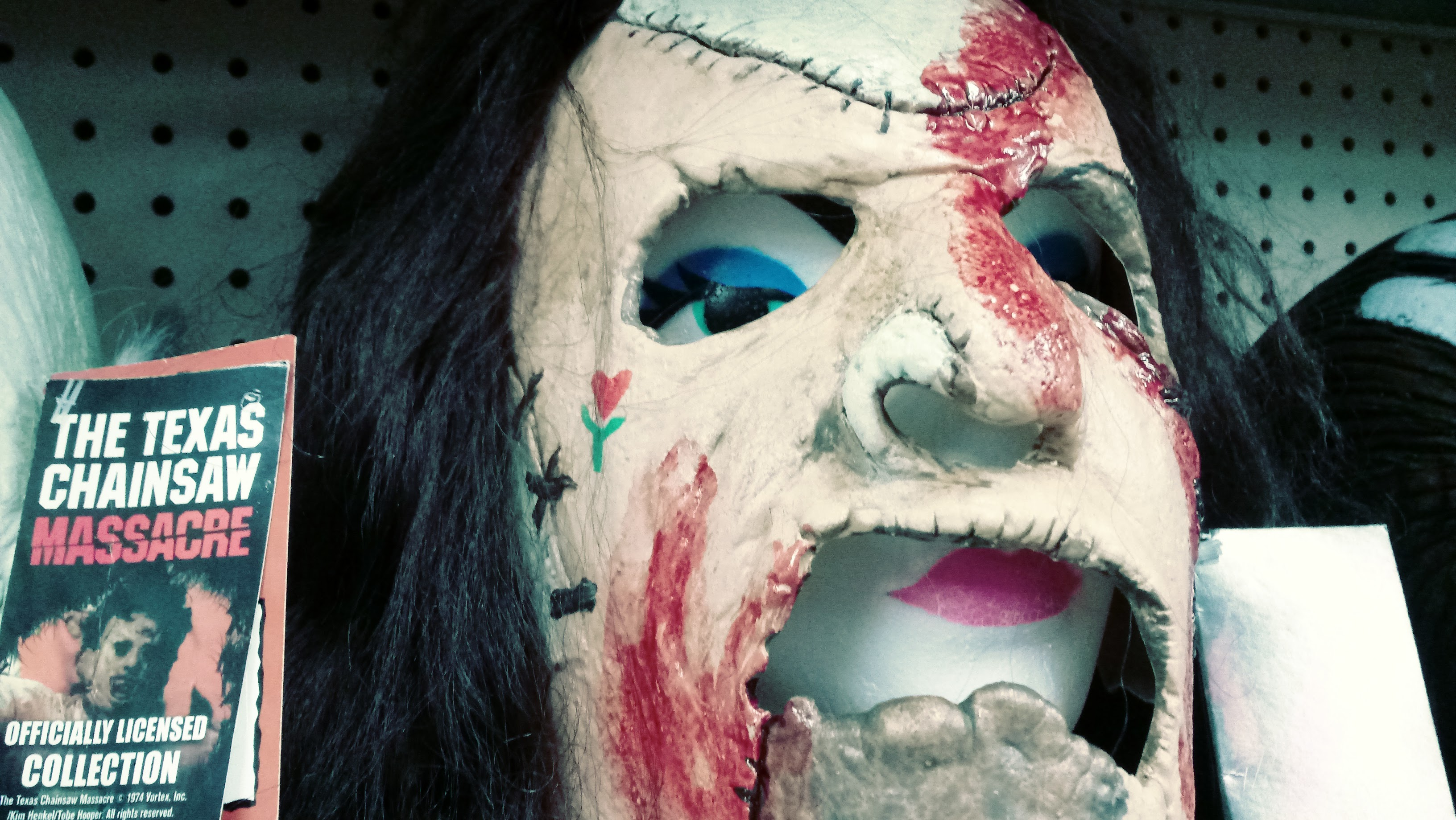 nick nackery leatherface ed gein texas chainsaw massacre mask