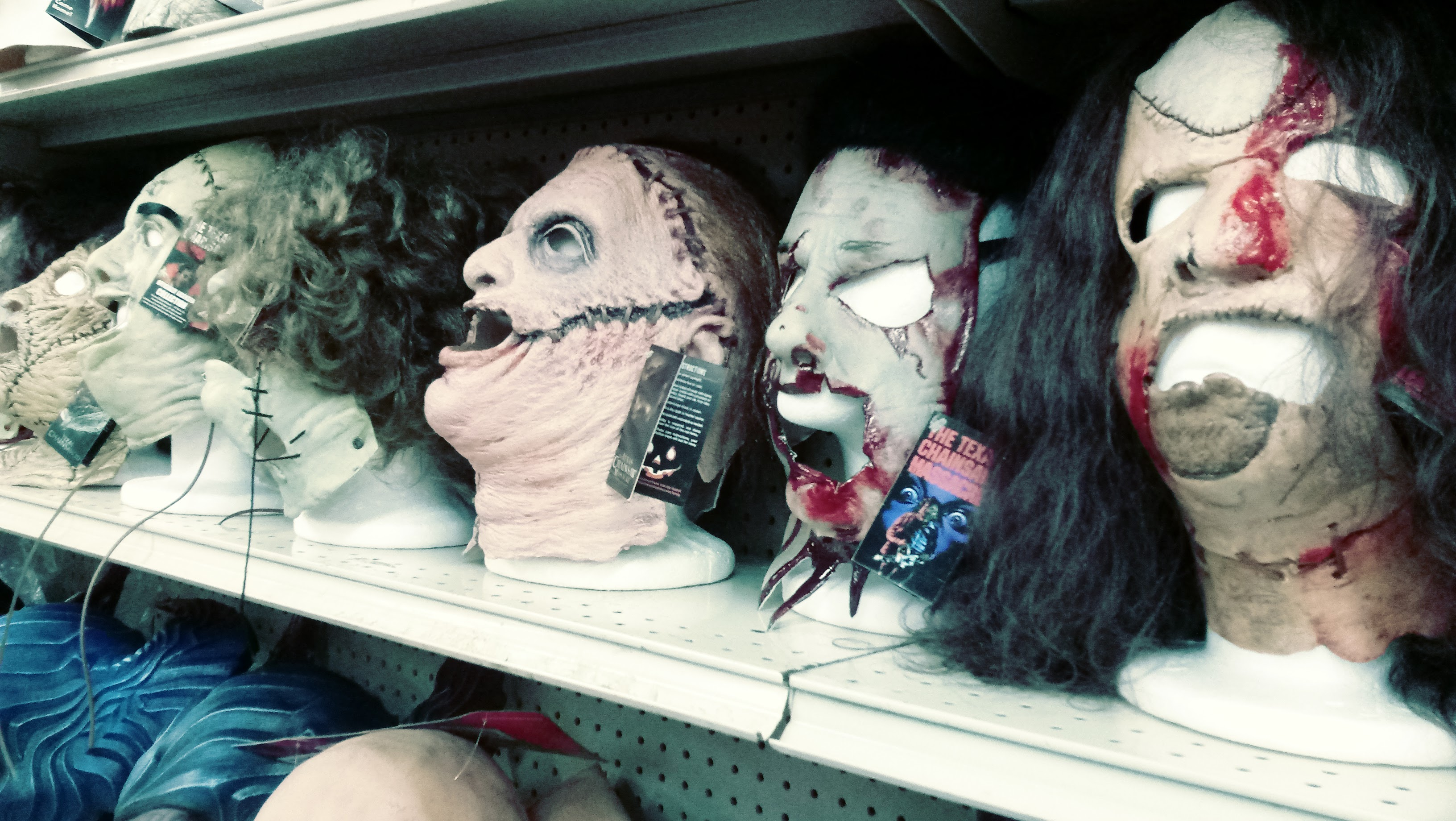 nick nackery leatherface ed gein texas chainsaw massacre masks