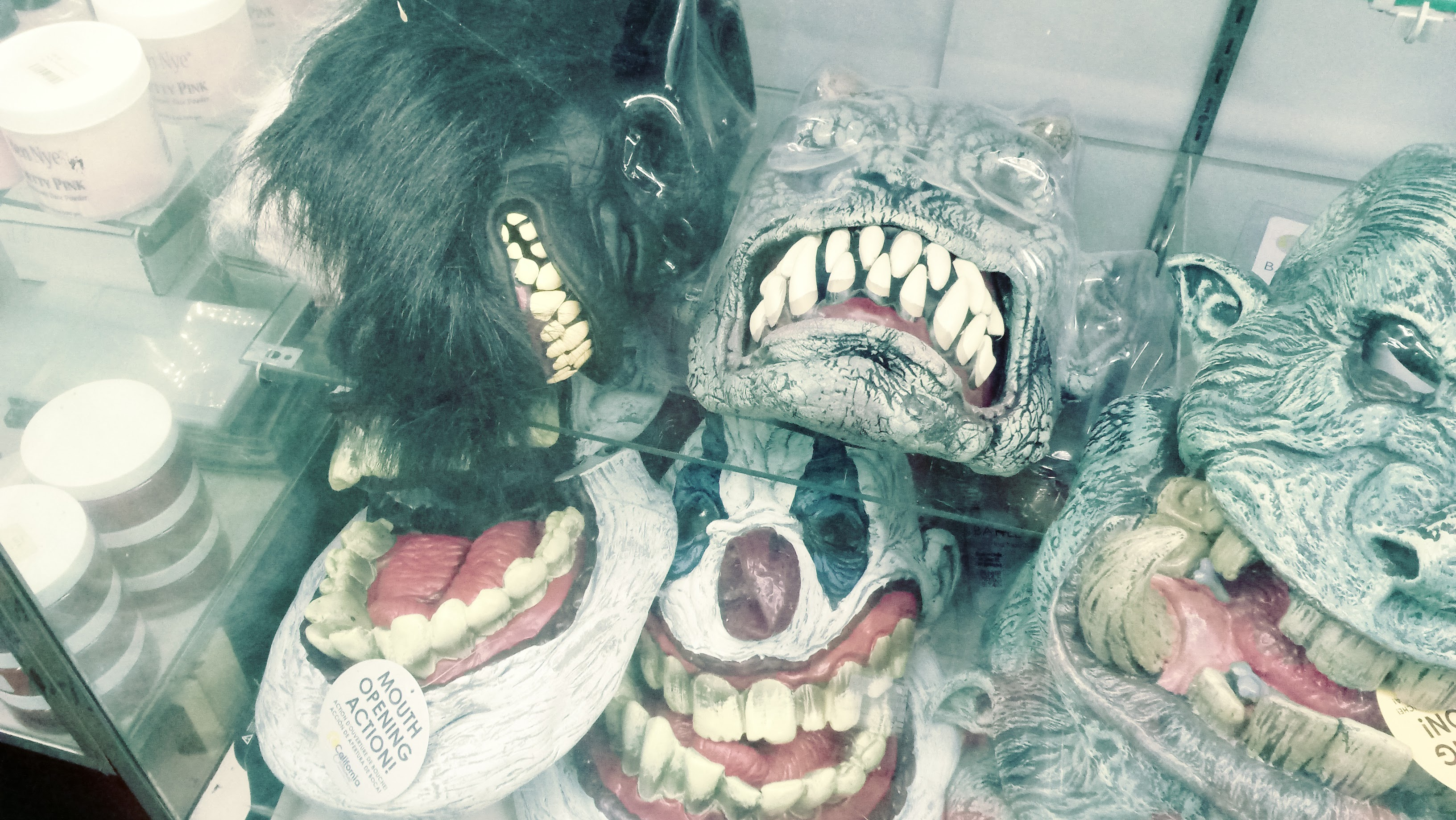 nick nackery moving mouth monster masks
