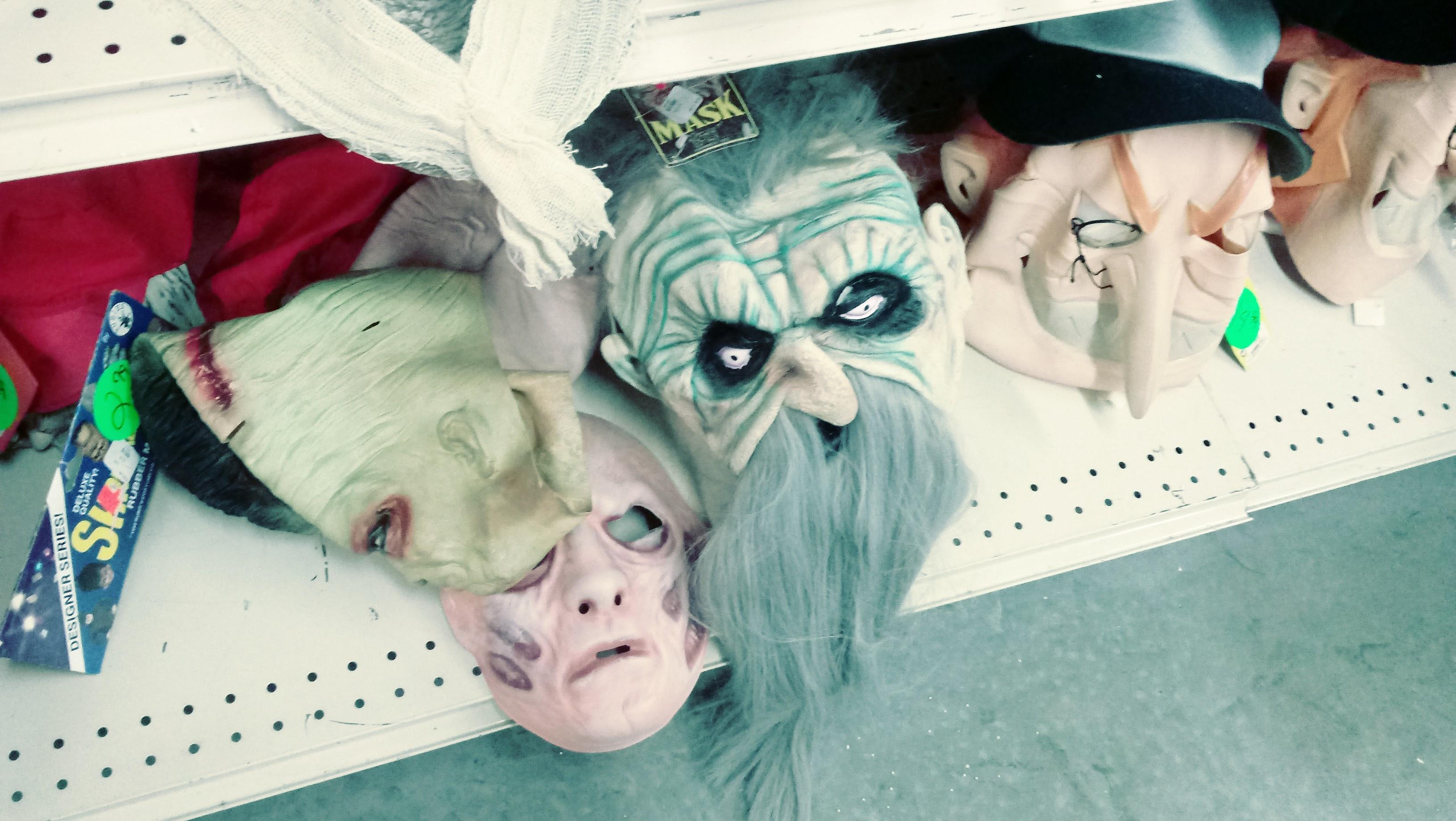 nick nackery wizard monocle evil masks