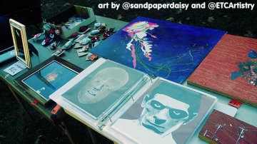 YART1019_booth-display-classic-monsters_sandpaperdaisy